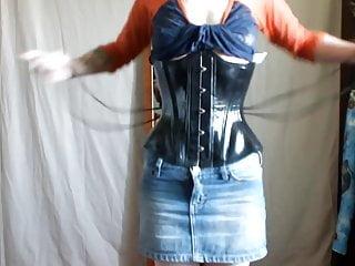 punishment corset
