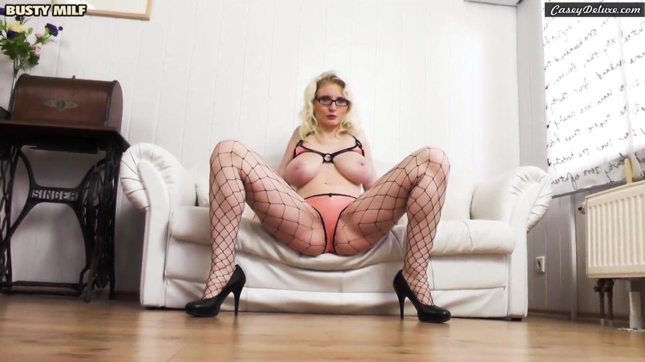 Tits pantyhose deluxe zum einen