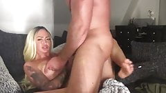 my mom enjoying it`s very HOT  sex with our new neighbor