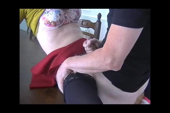Tasty cross dressing barebacking scene