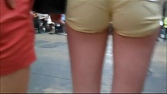 Nice ass in shorts 3