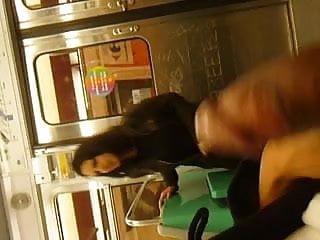 Flashing Girls Paris Subway Legendflashing
