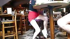 Flashing In Pub