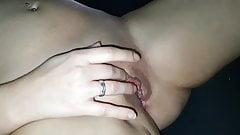 clitoris rub