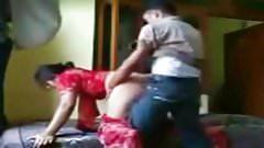 Indian couple enjoying cam