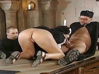 New Nun In Town