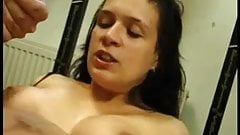 Cum On Her Pregnant Belly