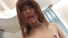 Momoko Tabata gets cum in mouth