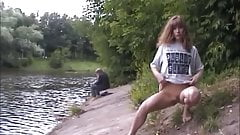 Yulia Tikhomirova - Public Slut