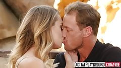 DigitalPlayground - Couples Vacation Scene 2 Natalia Starr a