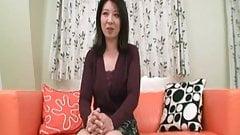 Uncensored Japanese Porn MILF Naho Tijiri has her hairy