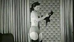 Bettie Page - Domineering Roz Strikes Back