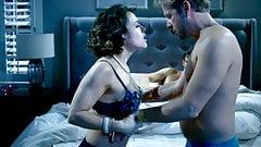 Celebs Debby Ryan, Alyssa Milano & Arden Myrin sexy scenes