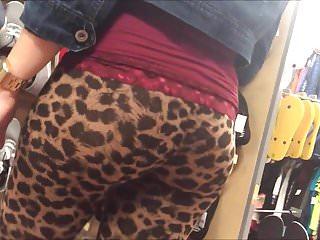 Leopard Booty