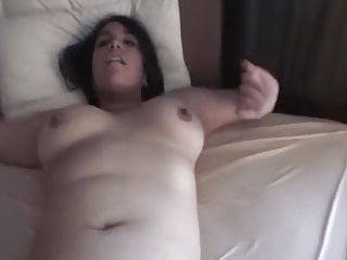 Latina with big titties and hairy pussy facial