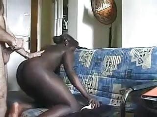 Pitch black cocksucker gets huge reward