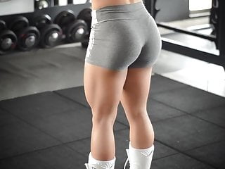 My god!!! fitness hot ASS hot body