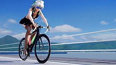 Sakuya sea breeze cycling