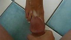 wives amateur footjob part 2