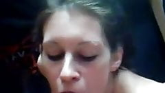 Girl wants to feel warm cum in her mouth