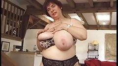 French BBW mature slut Olga