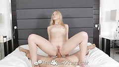 Tiny4k Sexting blonde Lily Rader fucks huge thick dick