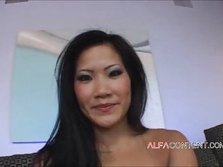 Nasty Aroused Asian Milf Used Her Big Booty And Nice Tits