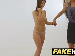 Female Agent New agent tastes hot russian students pussy