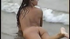 Naked On the Beach #2