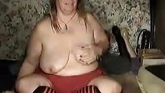 Granny webcam fun (3)