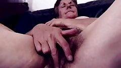 very hairy granny
