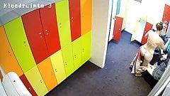 Hidden camera in the locker room 13