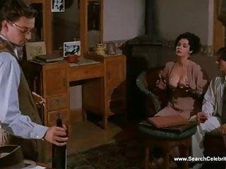 Anna Galiena nude - Quiet Days in Clichy (1990)