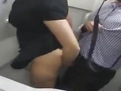 fuck in a airplane