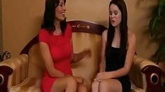 More fun lesbian sex