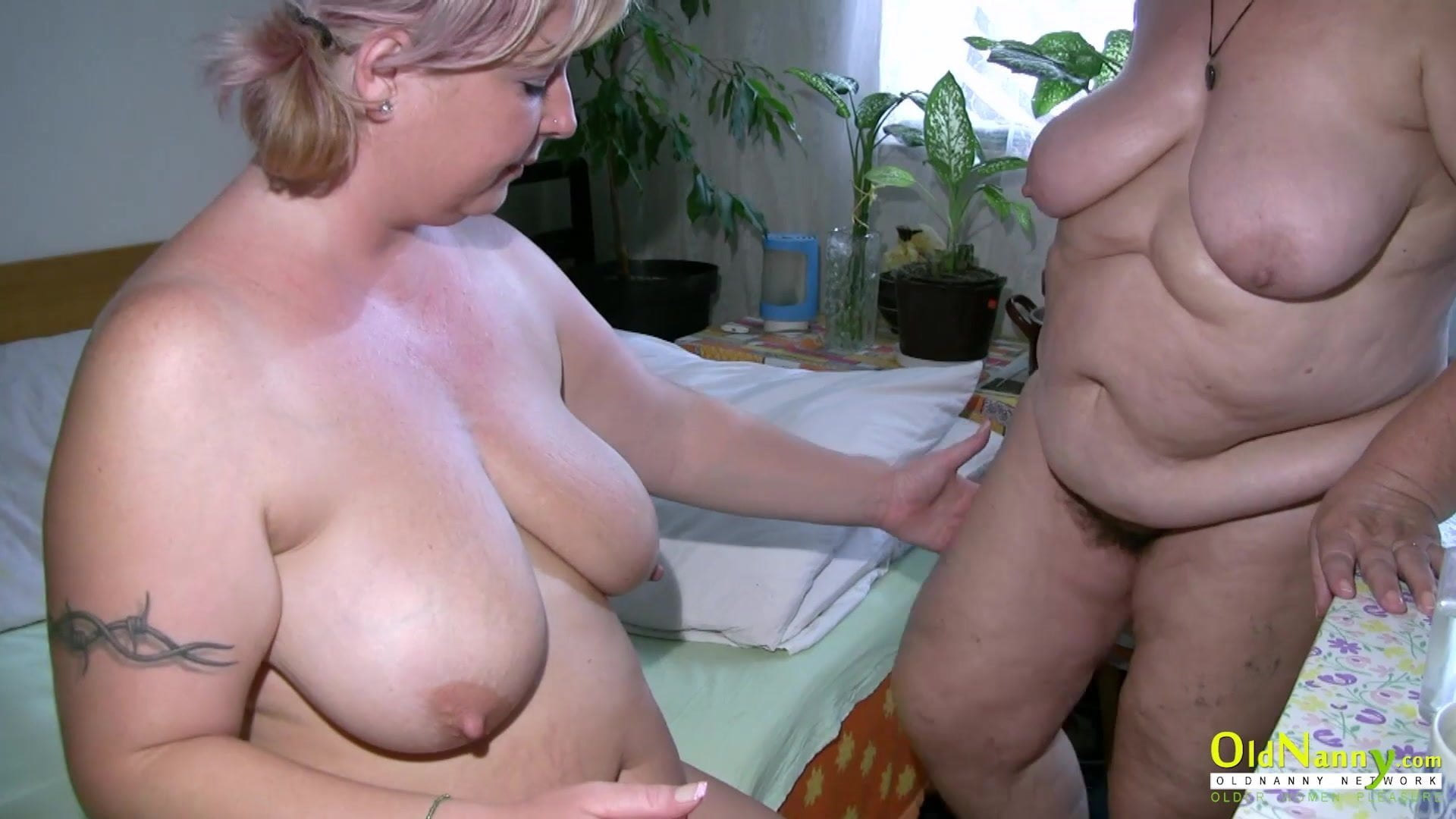 XXX Video Pictures of two naked women