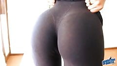 Perfect Cameltoe Pussy Latin Teen! Round Ass, Tiny Tits! 10+