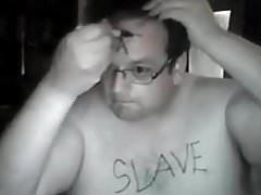 Fat fat slave front cam