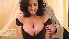 MILF slut fucked hard in all holes