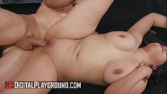 JMac AliceafterDark - Flexing That Ass - Digital Playground