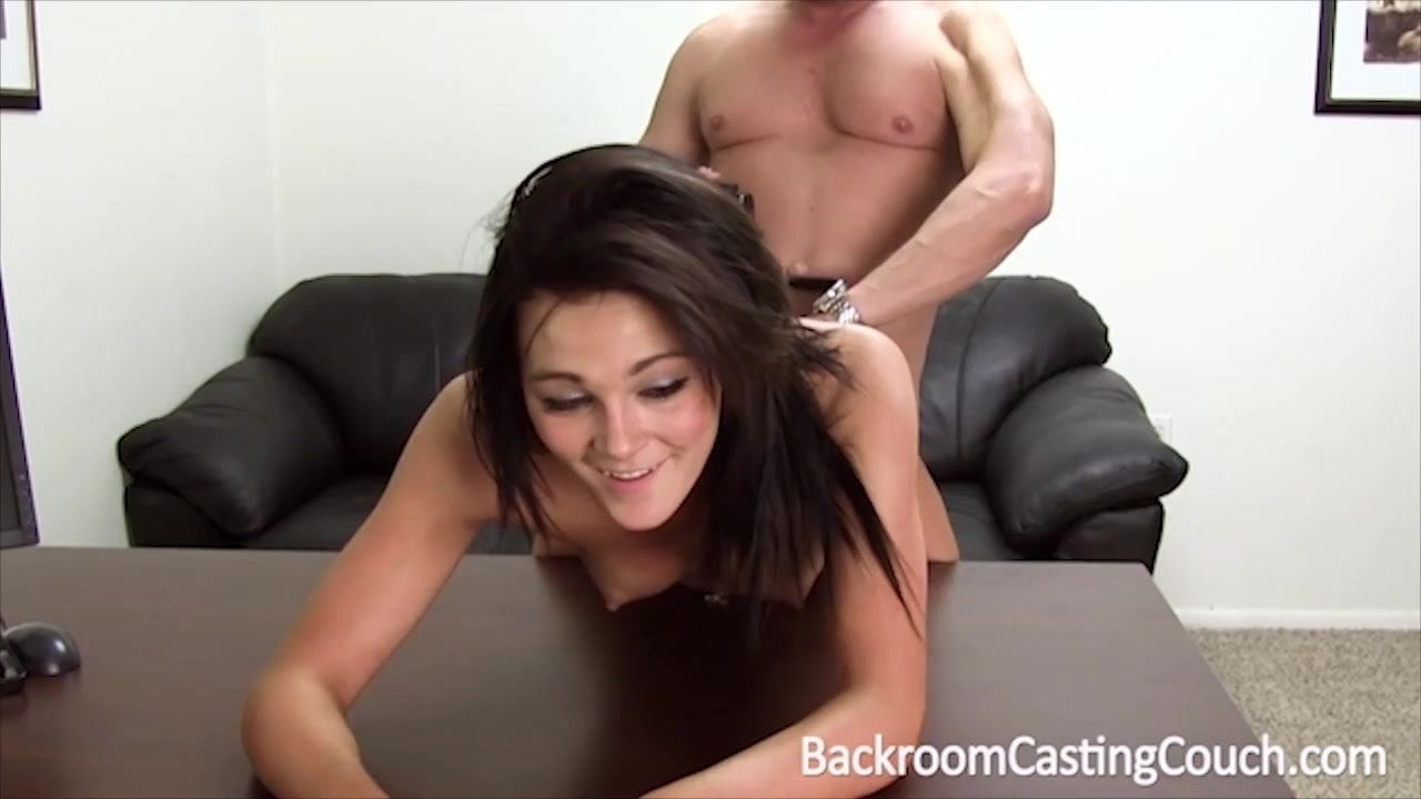 Casting Couch Painal Creampie