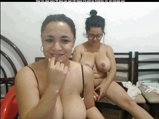 Busty Friends Dancing Naked