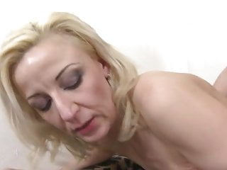 Hot milf and her younger lover 194