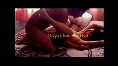 Desi college slut Divya having fun with her friend