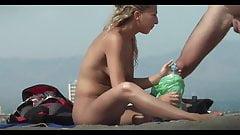 nudist beach compilation