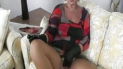 grannies gloves Sexy in