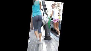 CUTE GIRL IN STREET