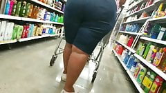 The shape on this lovely black granny