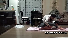 Korean Porn Yoga Sex
