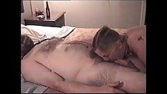 Couple Using Submissive Bi Male